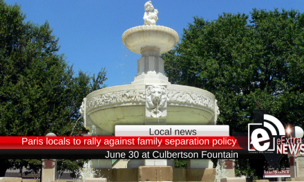 Paris locals to rally against family separation policy