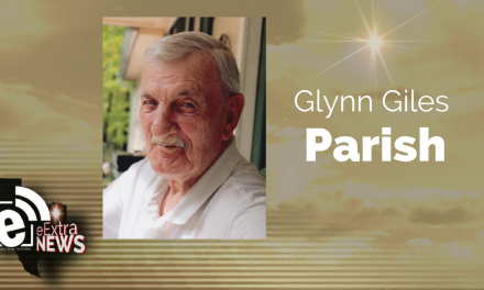 Glynn Giles Parish of Paris, Texas