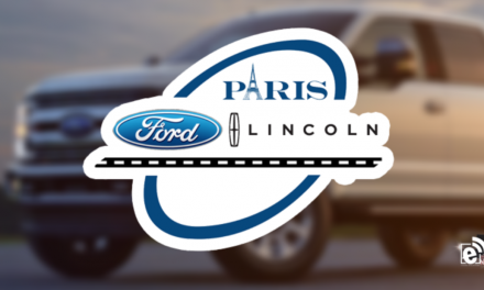 Paris Ford/Lincoln presents special offer for first responders