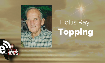 Hollis Ray Topping of the Woodland Community
