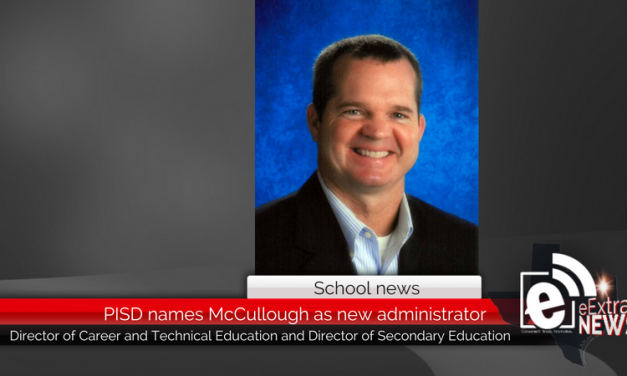 PISD names McCullough as new administrator