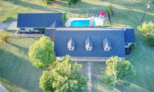 Large family home on 10 acres for sale