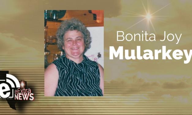 Bonita Joy Mularkey of Bagwell, Texas
