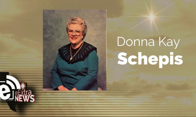 Donna Kay Schepis of Paris, Texas