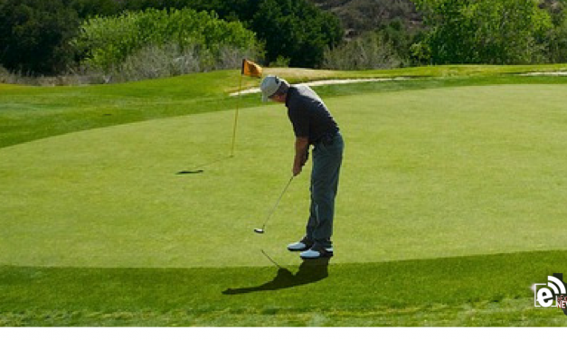 Posture || Tips from golfing pro, Cathy Harbin