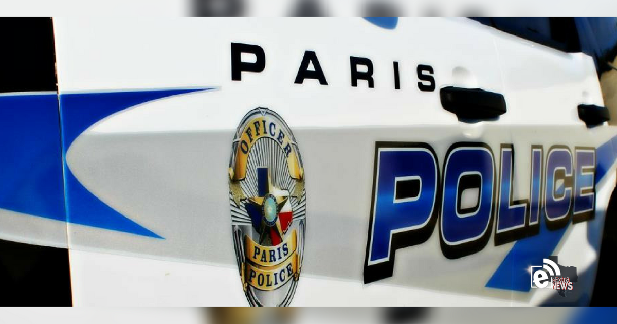 Paris Police Department arrest report || October 12, 2018