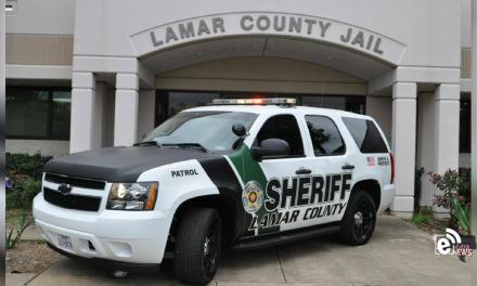 Lamar County Sheriff's inmate booking report || January 22, 2019