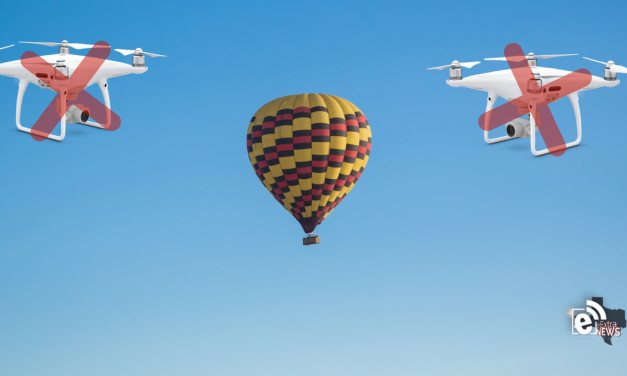 Drones prohibited during Balloon Festival