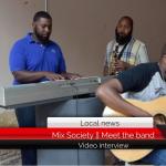 Mix Society || Meet the band