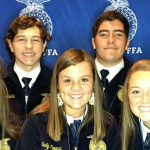 Prairiland FFA Attends State FFA Convention