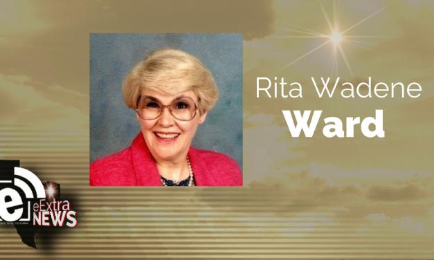 Rita Wadene Ward of Paris, Texas