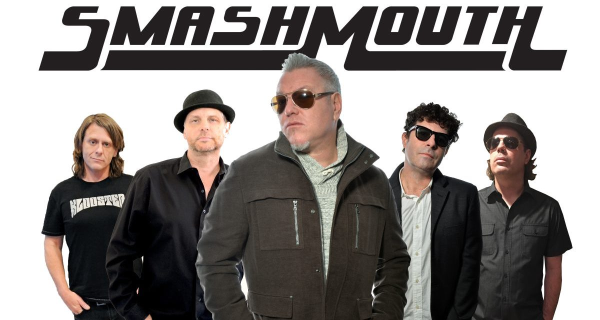 Smash Mouth at Grant Event Center || July 28, 2018