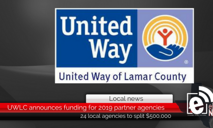 United Way of Lamar County announces funding for 2019 partner agencies