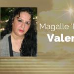 Magalle 'Maggie' Valentin of Paris, Texas