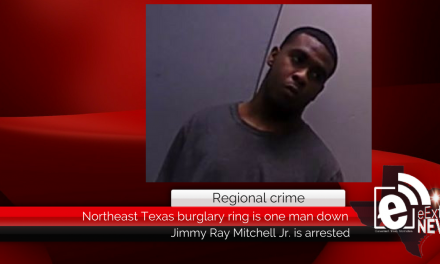 Northeast Texas burglary ring is one man down    Click to watch surveillance video