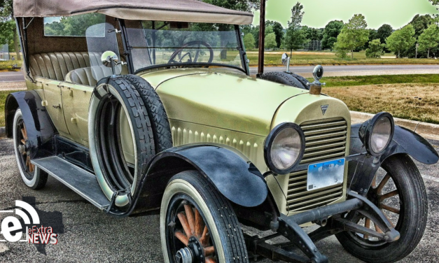 Turnin' Rust's inaugural car and bike show is set for September