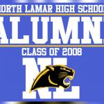 North Lamar Class of 2008 to celebrate ten year reunion