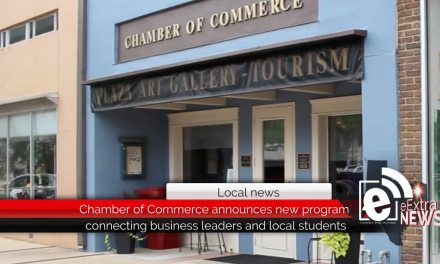 Chamber of Commerce announces new program connecting business leaders and local students