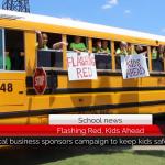Flashing Red, Kids Ahead
