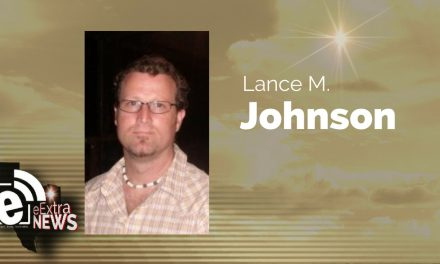 Lance Michael Johnson of Paris