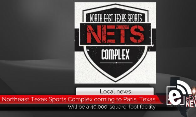 Northeast Texas Sports Complex groundbreaking ceremony set