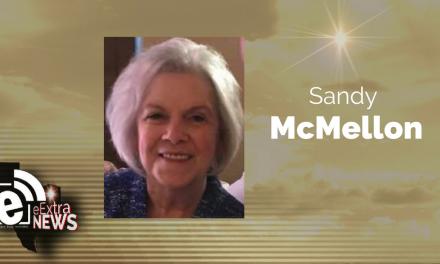 Sandy McMellon of Powderly, Texas