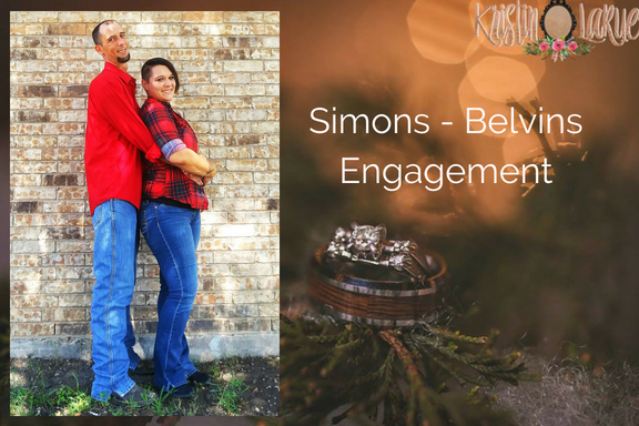 Amber Simons and Justin Blevins || Engagement