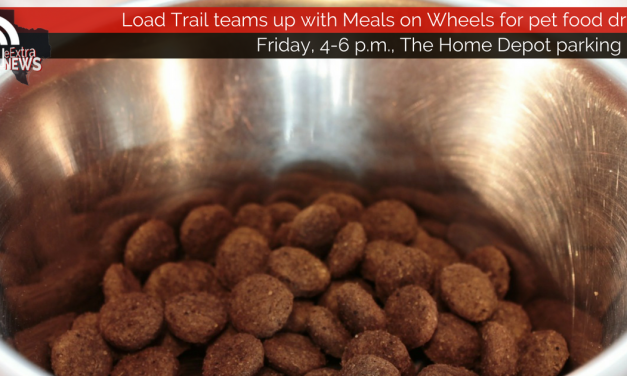 Load Trail teams up with Meals on Wheels for pet food drive Friday