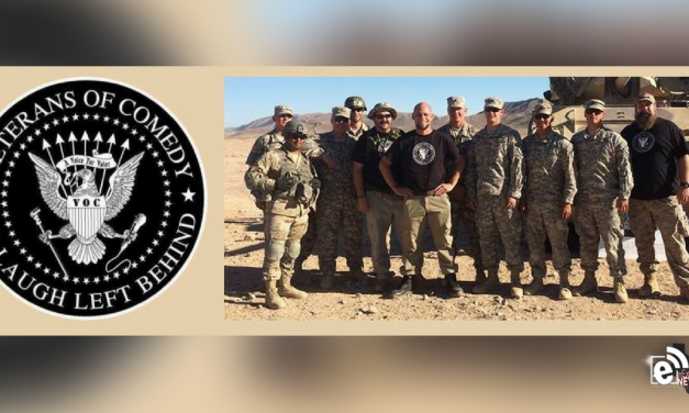 Veterans of Comedy featuring Erik Knowles and friends
