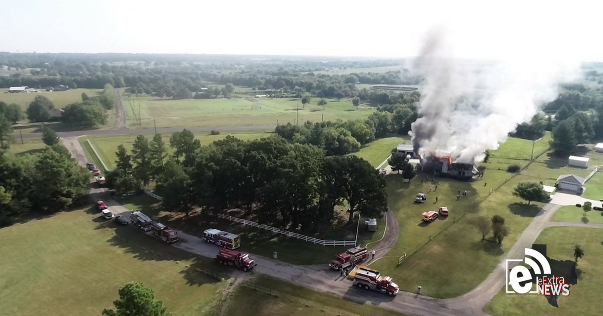 McKee's owners lose home to fire this morning