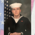 North Lamar Alumni graduates United States Navy boot camp