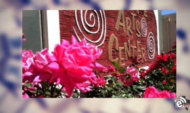 Painting Classes at the Bonham Creative Arts Center starting September 19