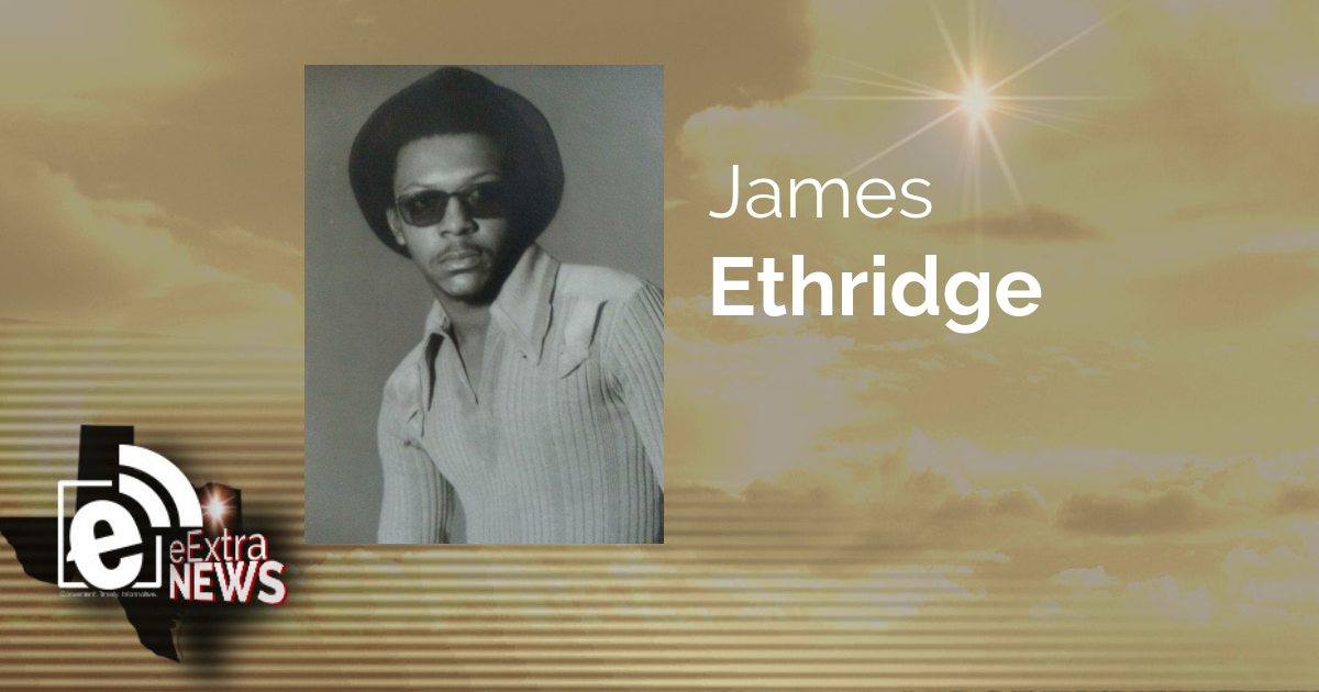 James Ethridge of Paris, Texas