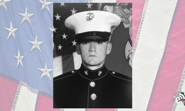 North Lamar Alumni graduates United States Marine Corp boot camp