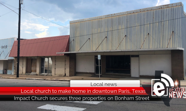 Local church to make home in downtown Paris, Texas