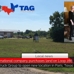 International company purchases land on Loop 286