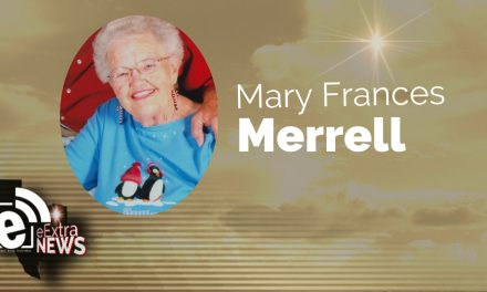 Mary Frances Merrell of Paris, TX