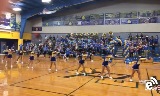 Did you miss the North Lamar Pep Rally? Click here to watch it