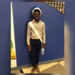 North Lamar crowns Homecoming king