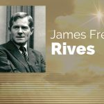 James Frederick Rives formerly of Paris, TX