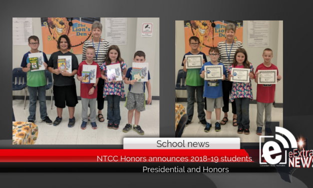 Roxton ISD students presented with Accelerated Reader Awards