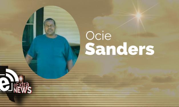 Ocie Sanders of Paris, Texas