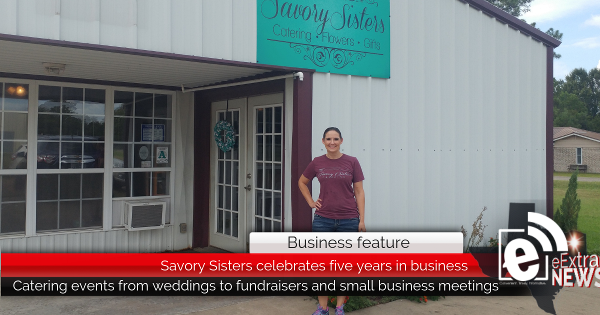 Savory Sisters celebrates five years of business in Lamar County