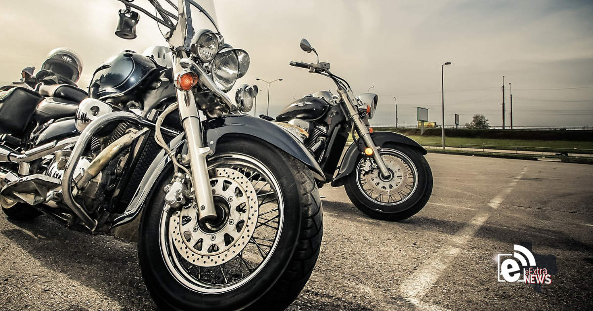 Share the road with more than 2,500 motorcyclists this week