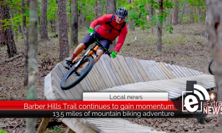 VIDEO || Barber Hills Trail continues to gain momentum