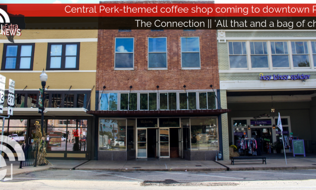 Central Perk-themed coffee shop coming to downtown Paris