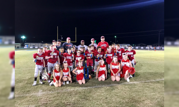 Chisum wins Peewee Football Super Bowl Championship in last seconds