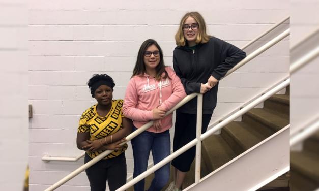 Paris Junior High students named to All-Region choir