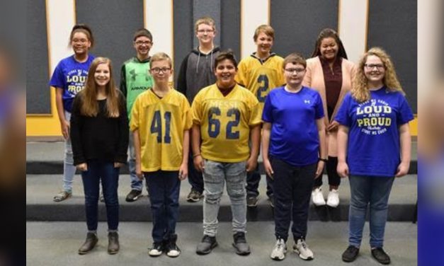 Stone Middle School students named to All-Region choir