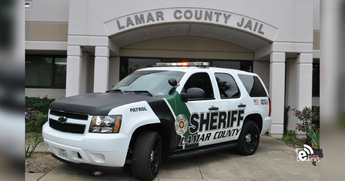 Lamar County Sheriff's inmate booking report || May 13, 2019